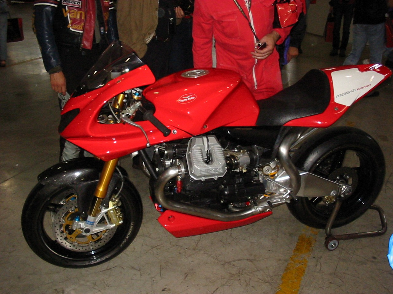 Moto Guzzi 1000 Daytona Injection images #108550