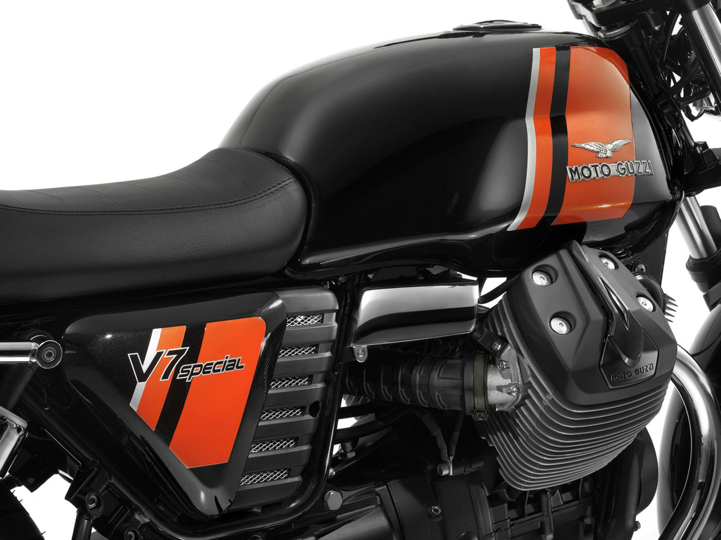 Moto Guzzi V7 Special 2013 wallpapers #139762