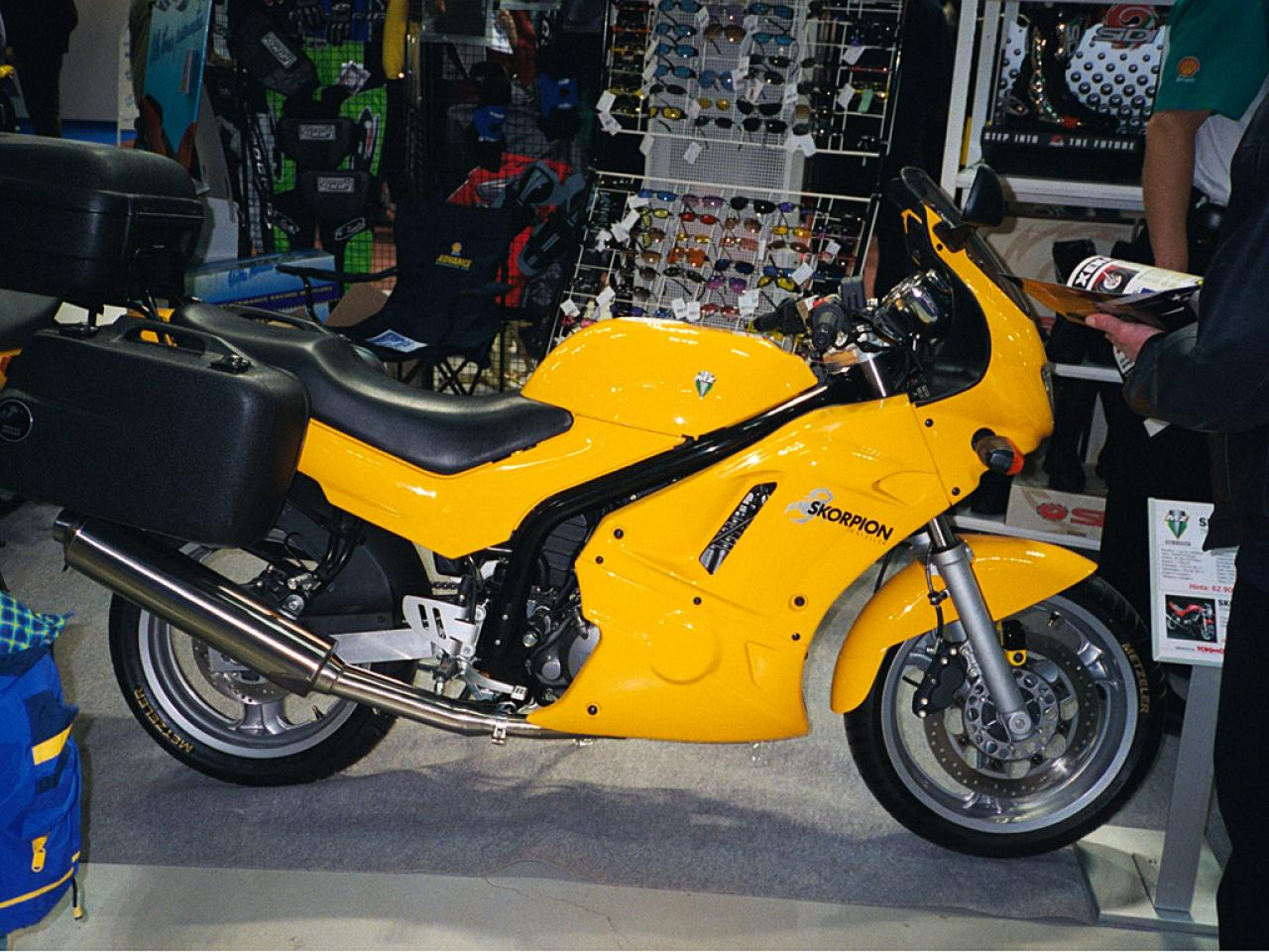 MZ Skorpion 660 Sport 2003 images #116735