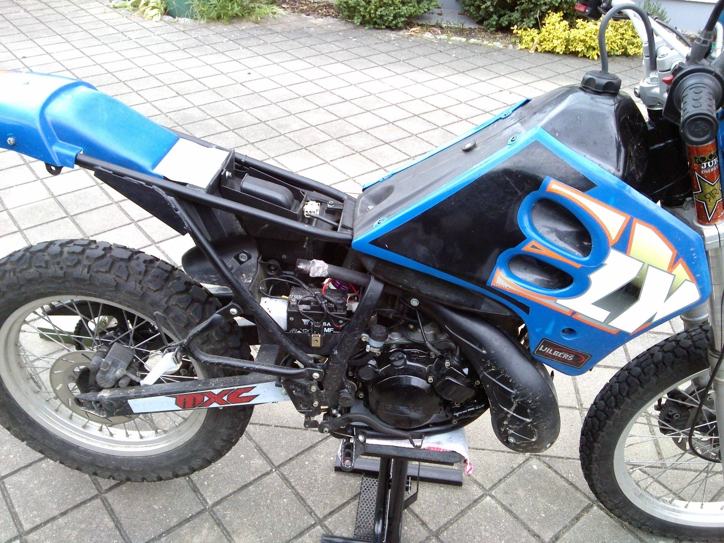 Sachs ZX 125 1997 images #124120