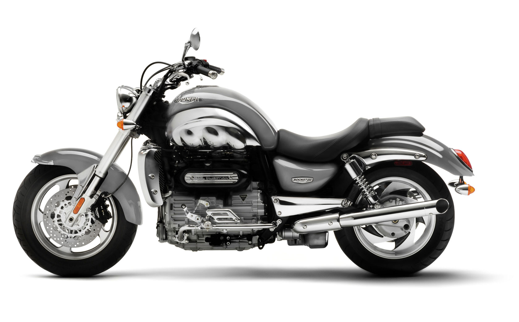 Triumph Rocket III 2005 wallpapers #159889