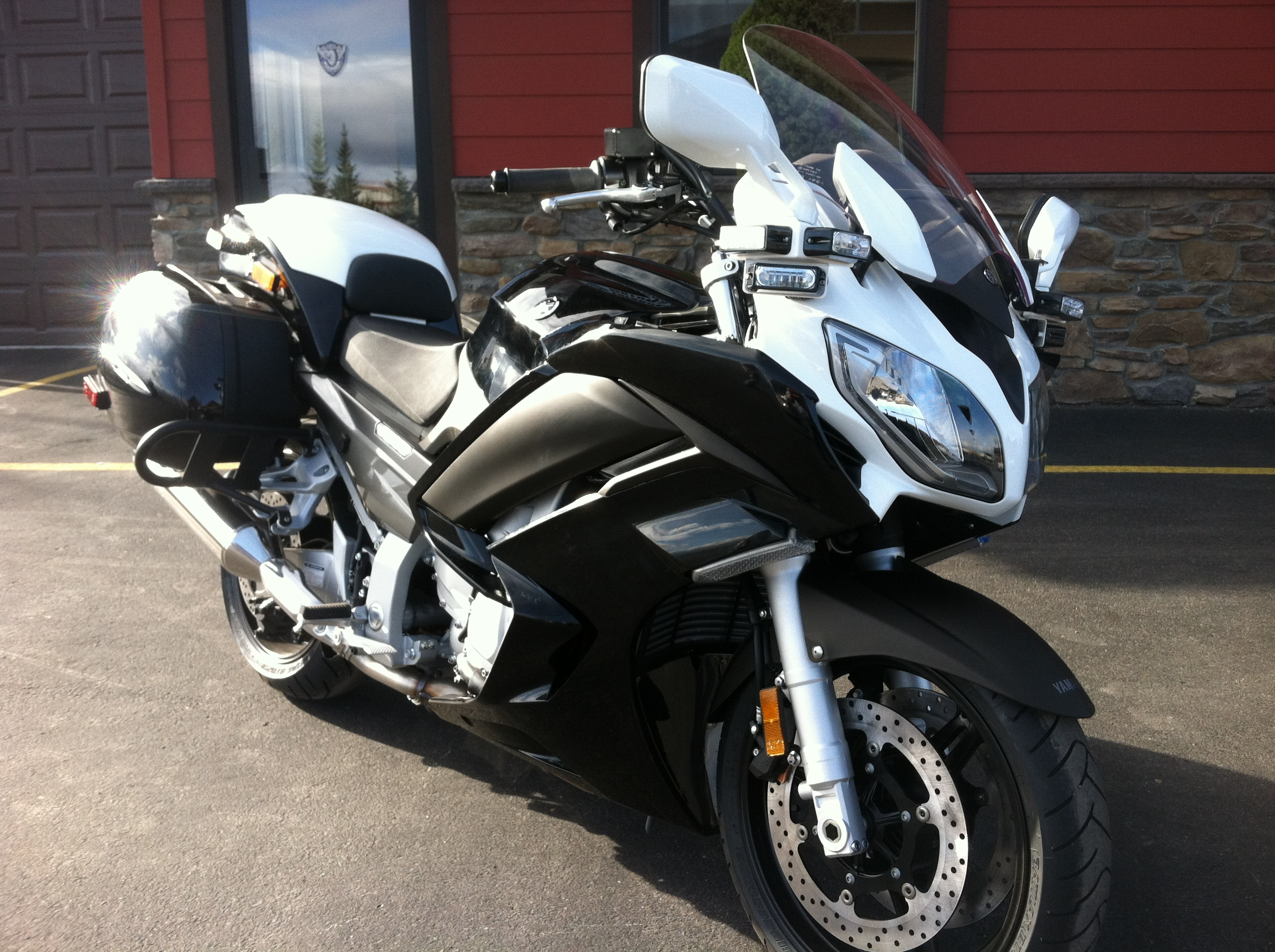 Yamaha FJR 1300 AS 2008 images #155626