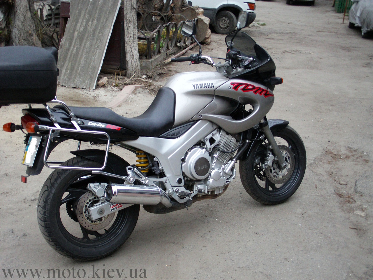 1998 yamaha tdm 850 pics specs and information. Black Bedroom Furniture Sets. Home Design Ideas