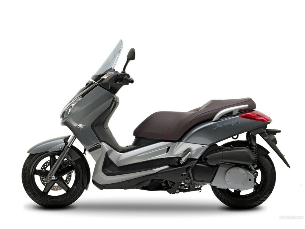 Yamaha X-City 250 2009 images #155924
