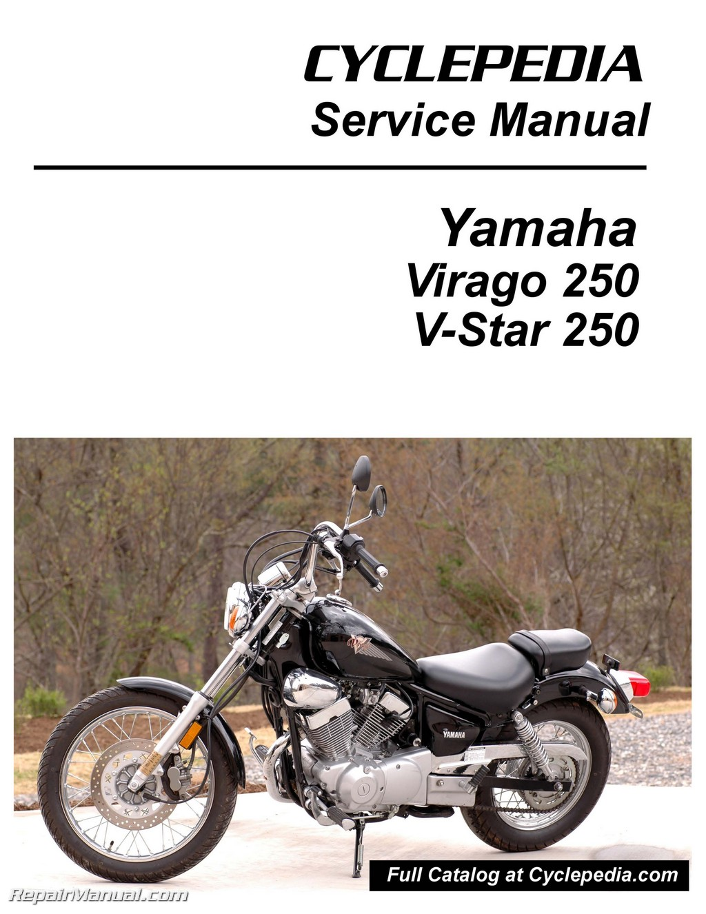 Yamaha XV 250 2005 wallpapers #142836