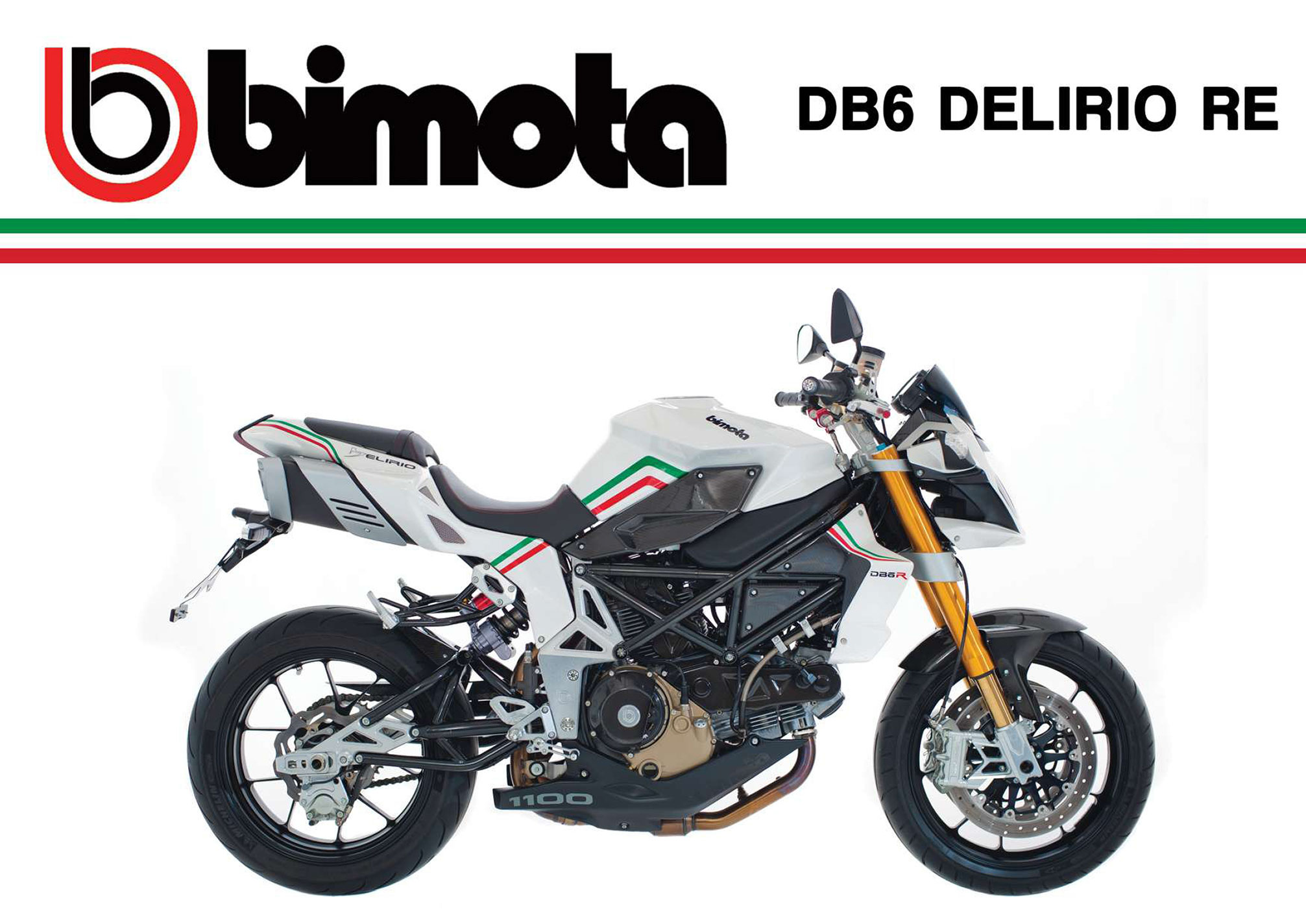 Bimota DB 6 Delirio 2009 wallpapers #137182