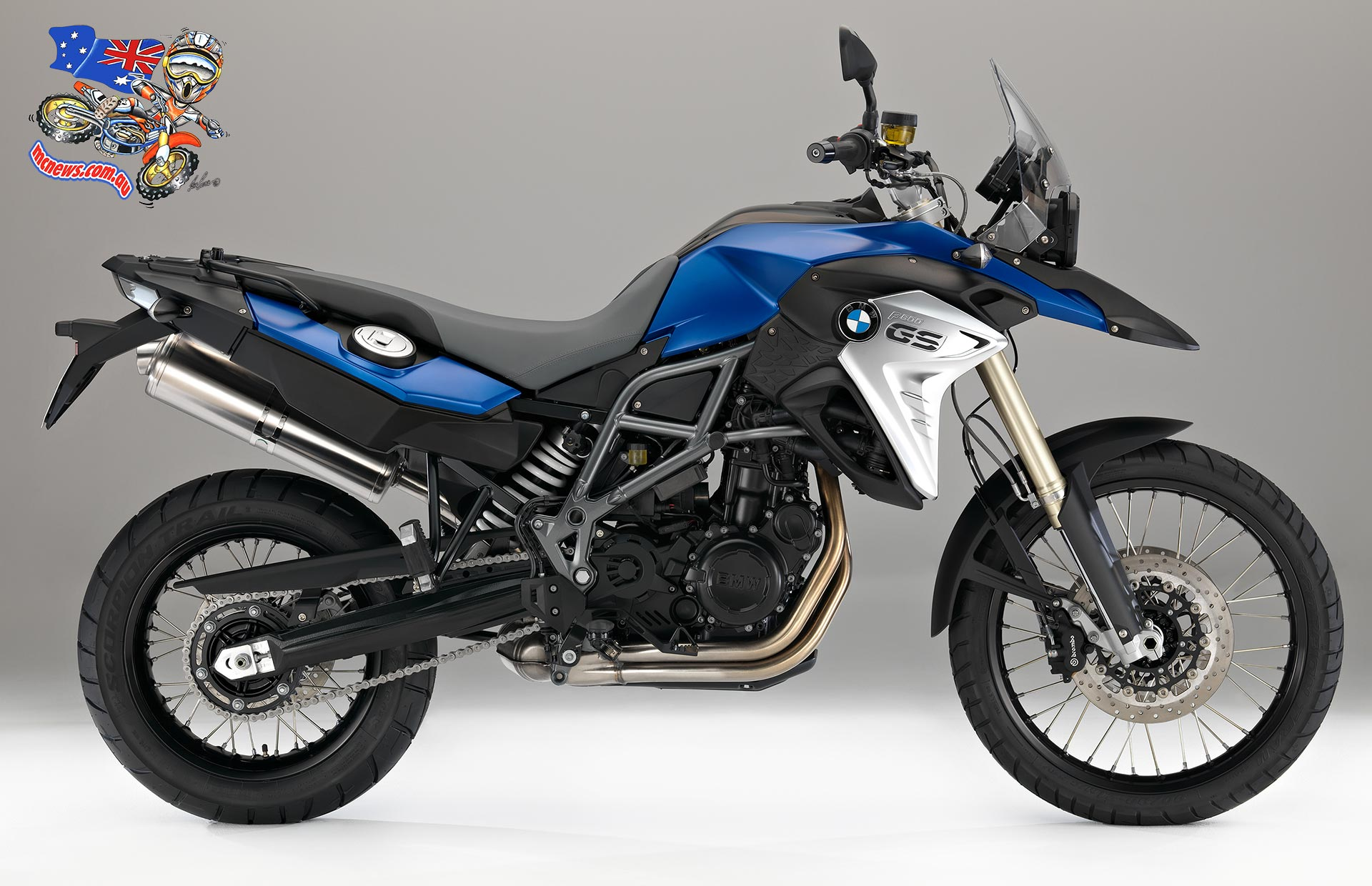 2009 bmw f 800 gs pics specs and information. Black Bedroom Furniture Sets. Home Design Ideas