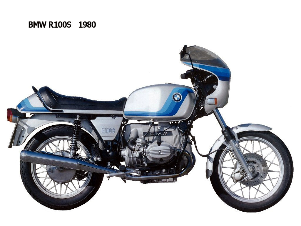 BMW R100RT 1980 images #4066