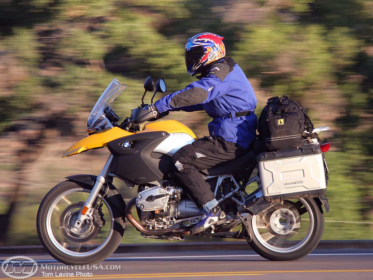 2005 BMW R1200GS - specs, photo and info