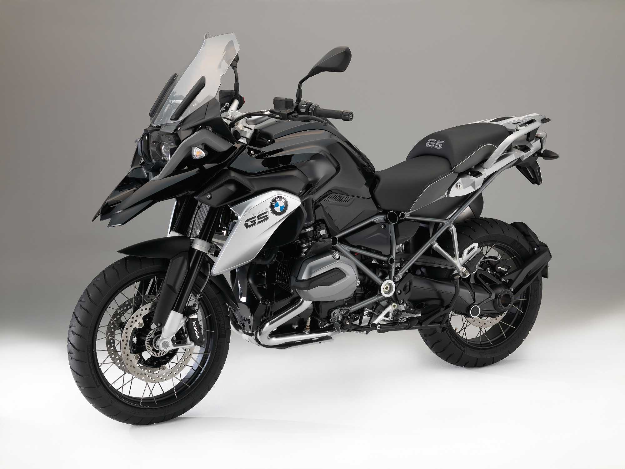 BMW R1200GS Adventure Triple Black images #8625