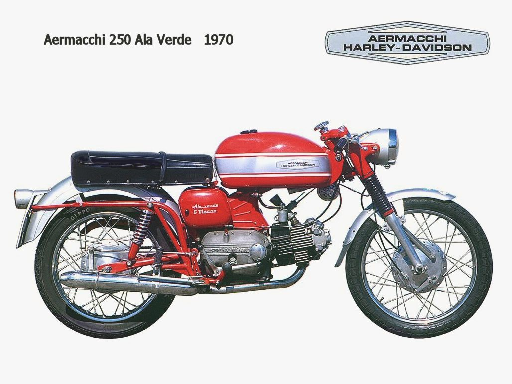 Ducati 250 Mark 3 D images #10052