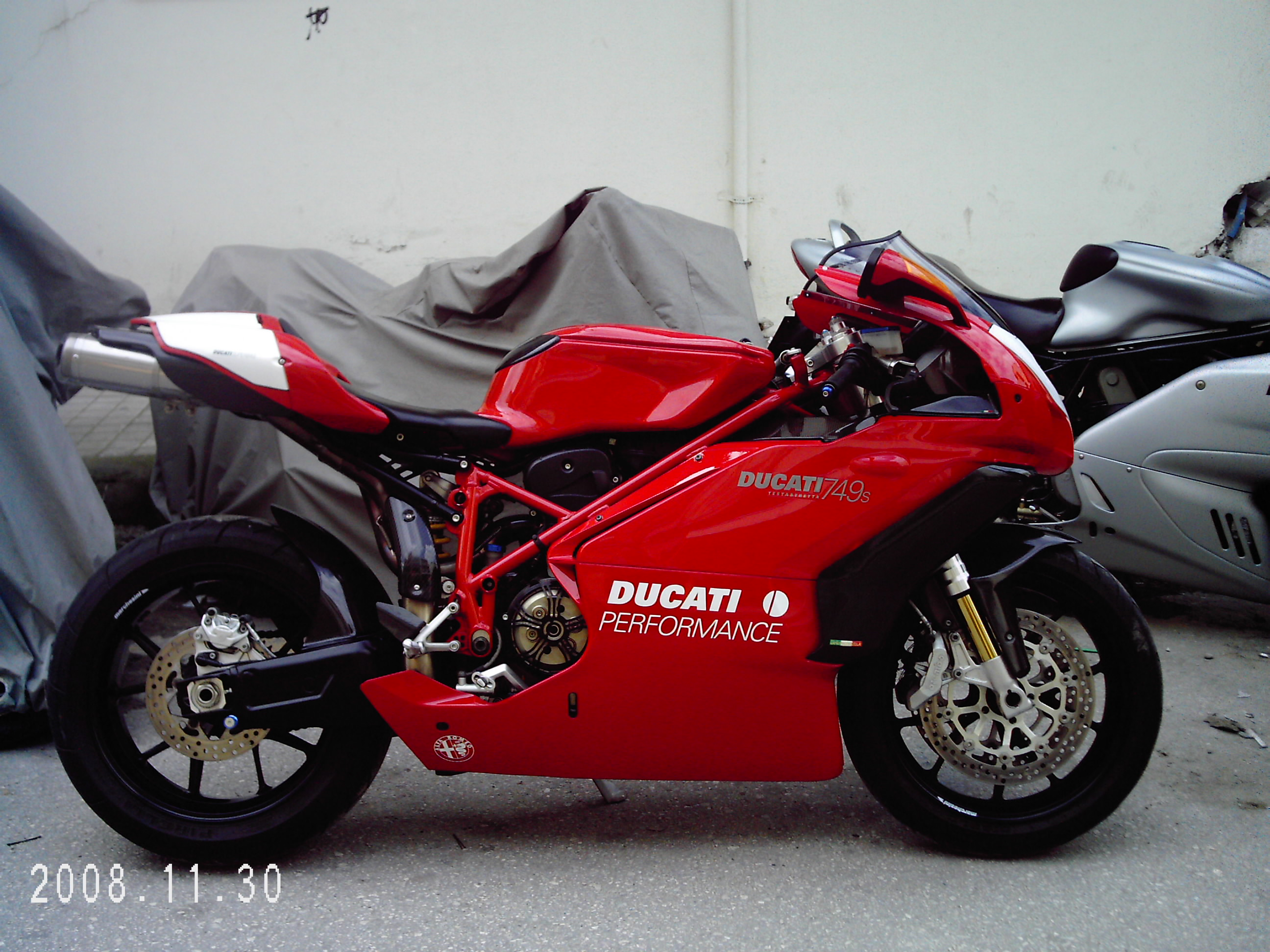 Ducati 749 wallpapers #87449