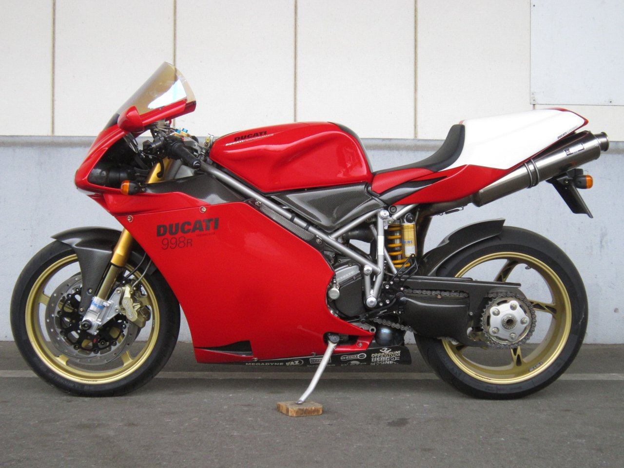Ducati 998 R 2002 wallpapers #11802