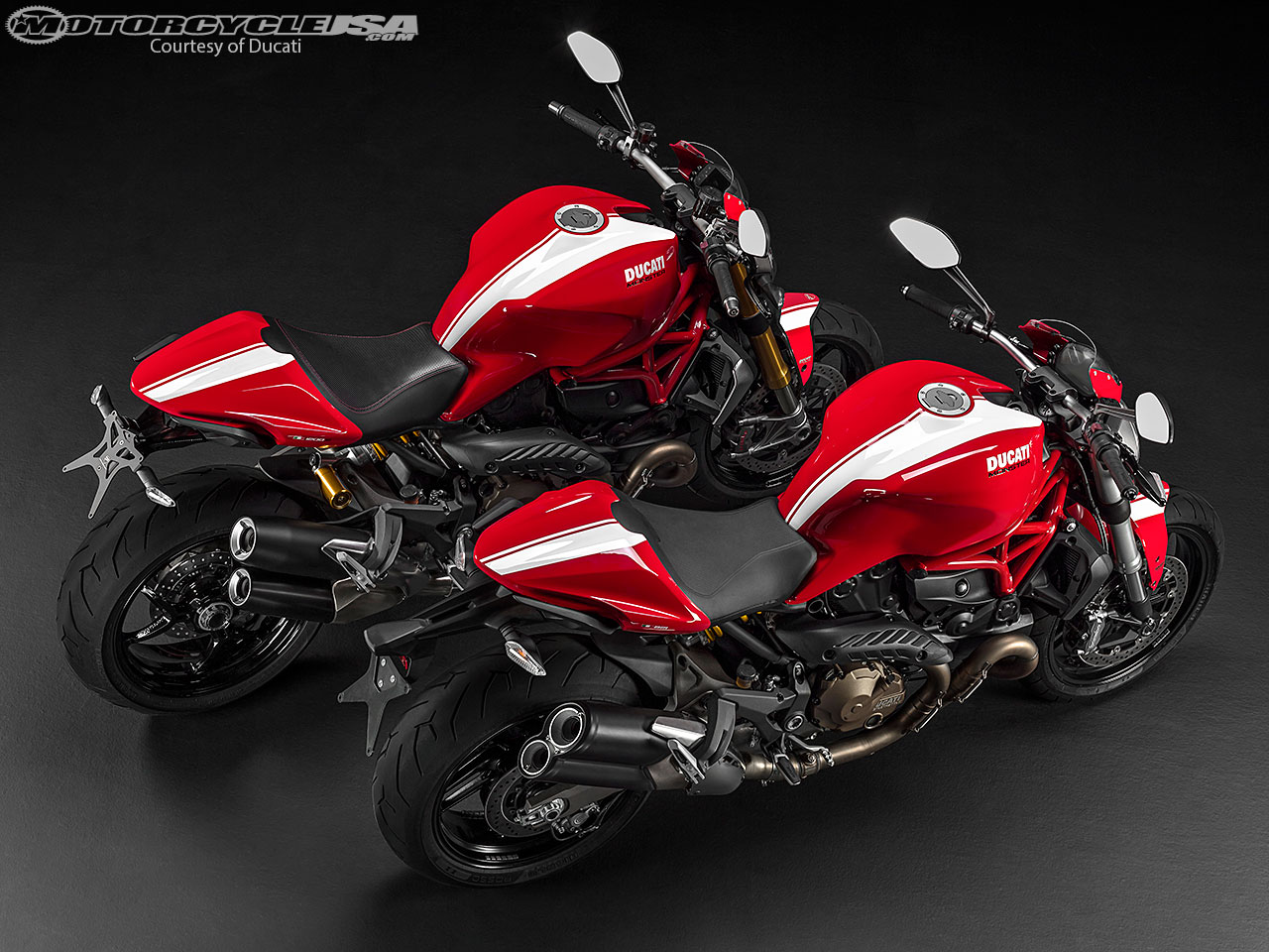 Ducati Monster 1200 2015 wallpapers #134110
