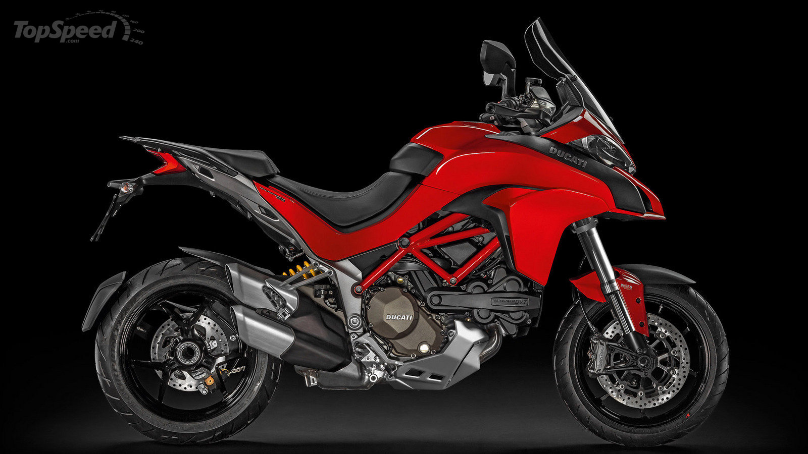 Ducati Multistrada 1200 2015 wallpapers #13194