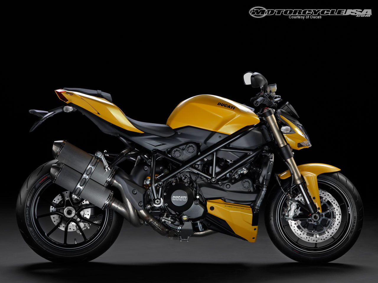 Ducati Streetfighter 848 2012 wallpapers #26395