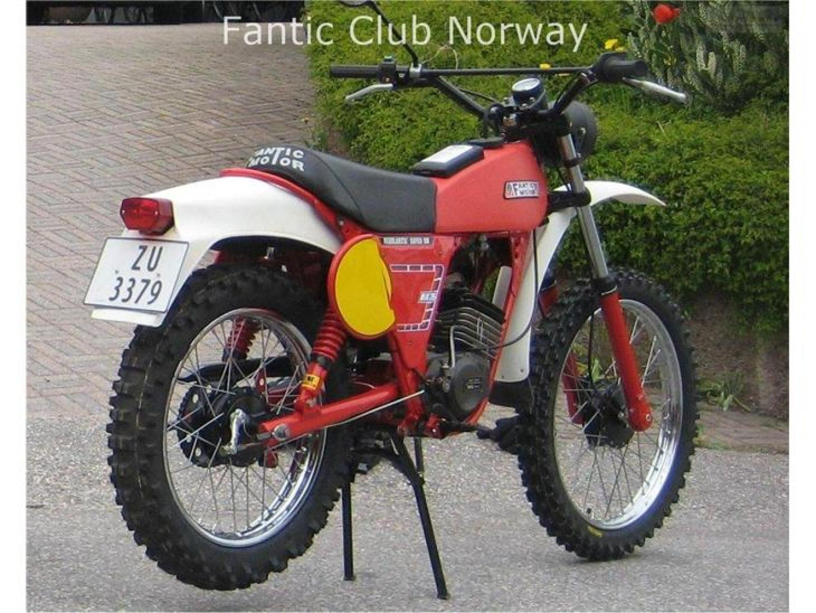 Fantic 250 Raider LC 1986 images #95476