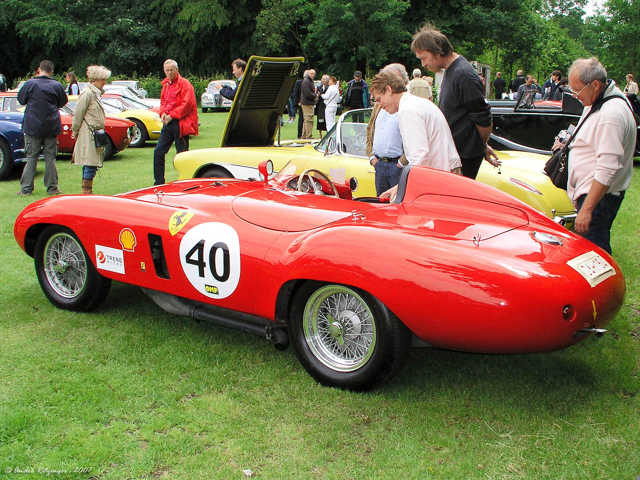 Ferrari 125 1955 wallpapers #137875