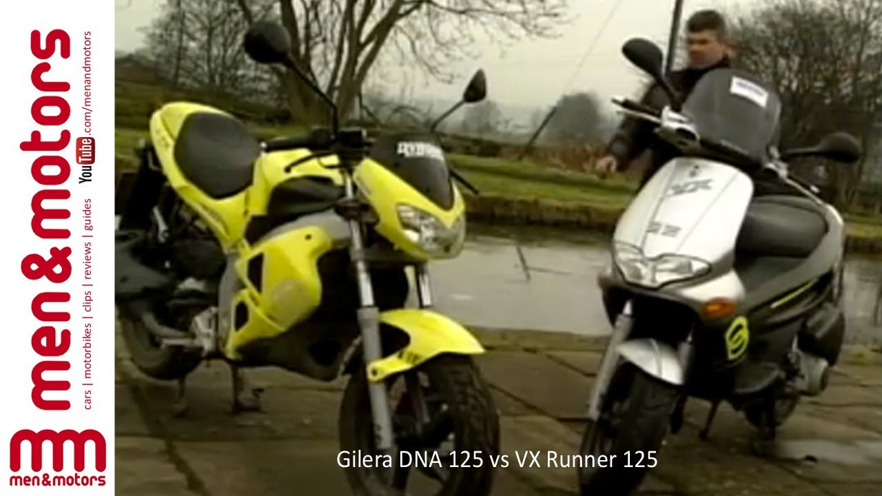 Gilera DNA 125 2002 images #96076