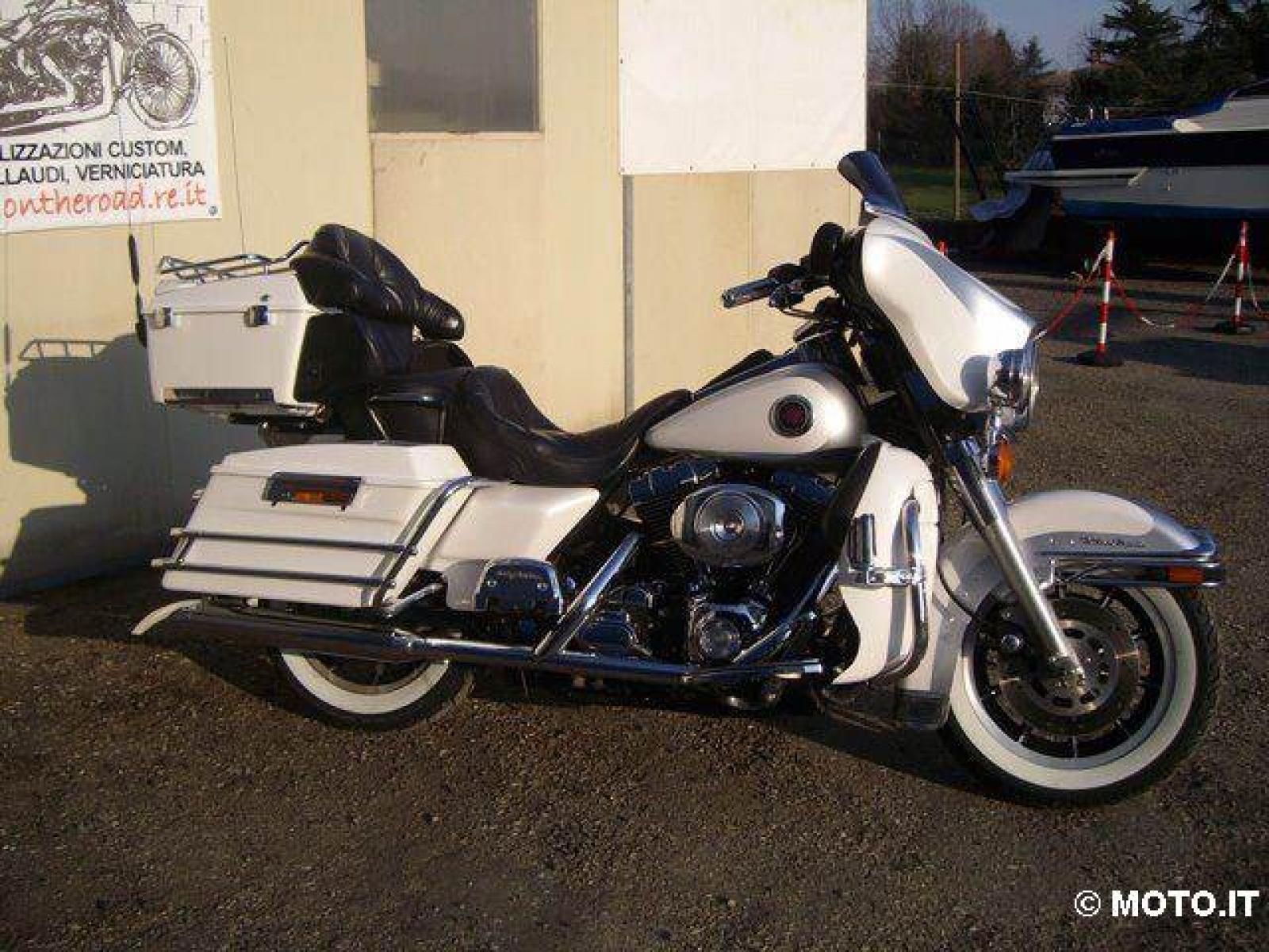 Harley-Davidson FLHTC 1340 Electra Glide Classic 1991 images #79908