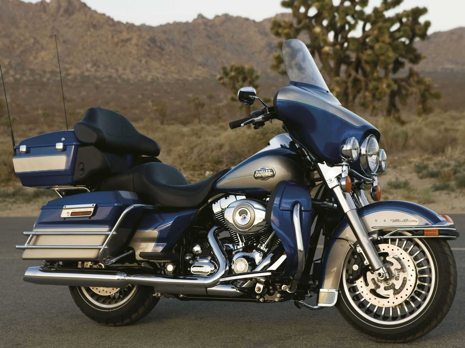 Harley-Davidson FLHTC Electra Glide Classic 2010 pics #19052