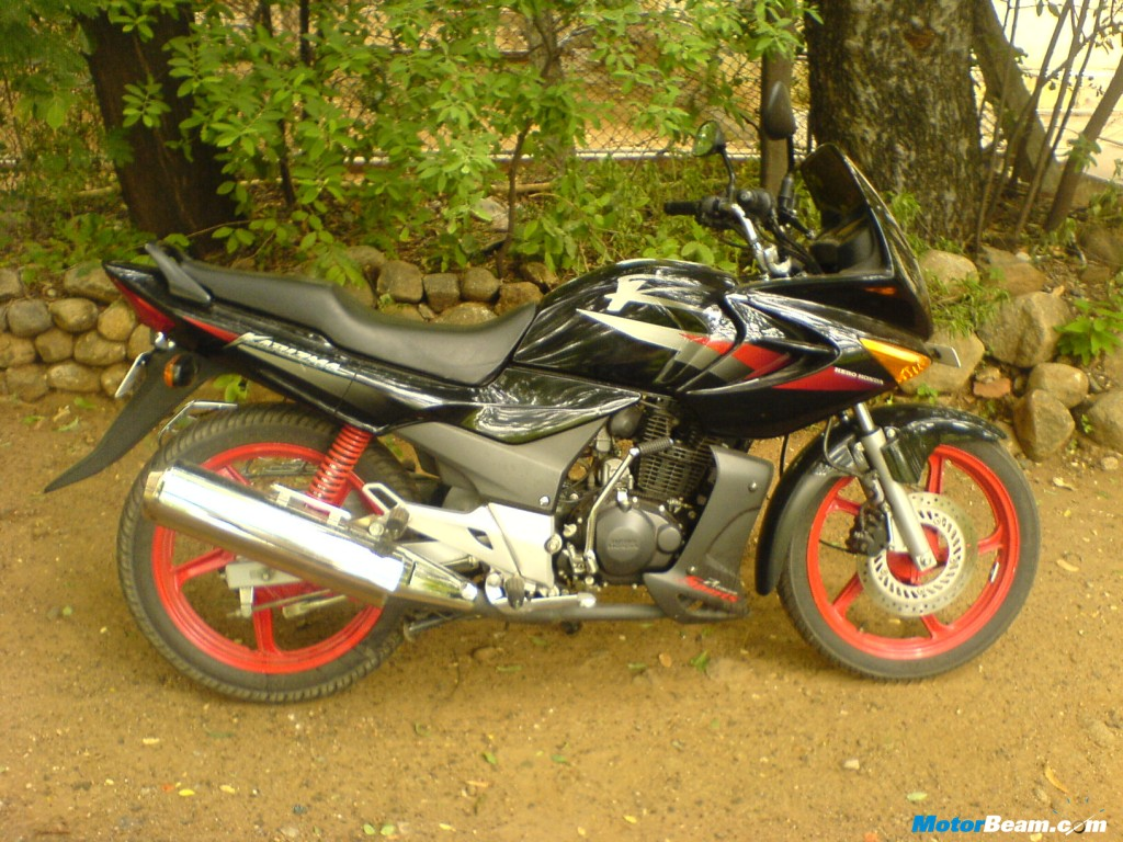 Hero Honda Karizma 2008 wallpapers #137775