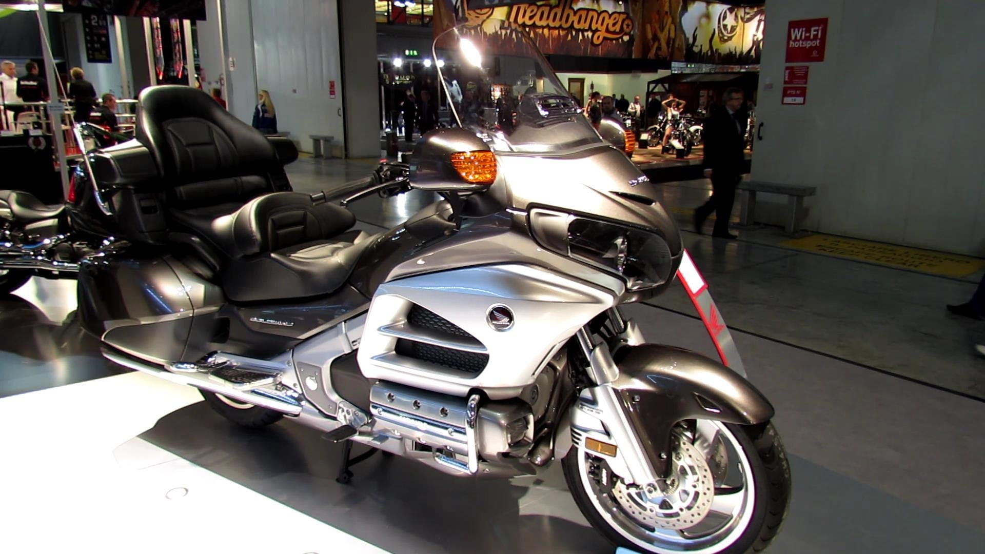 Honda GL 1800 Gold Wing 2013 images #83178