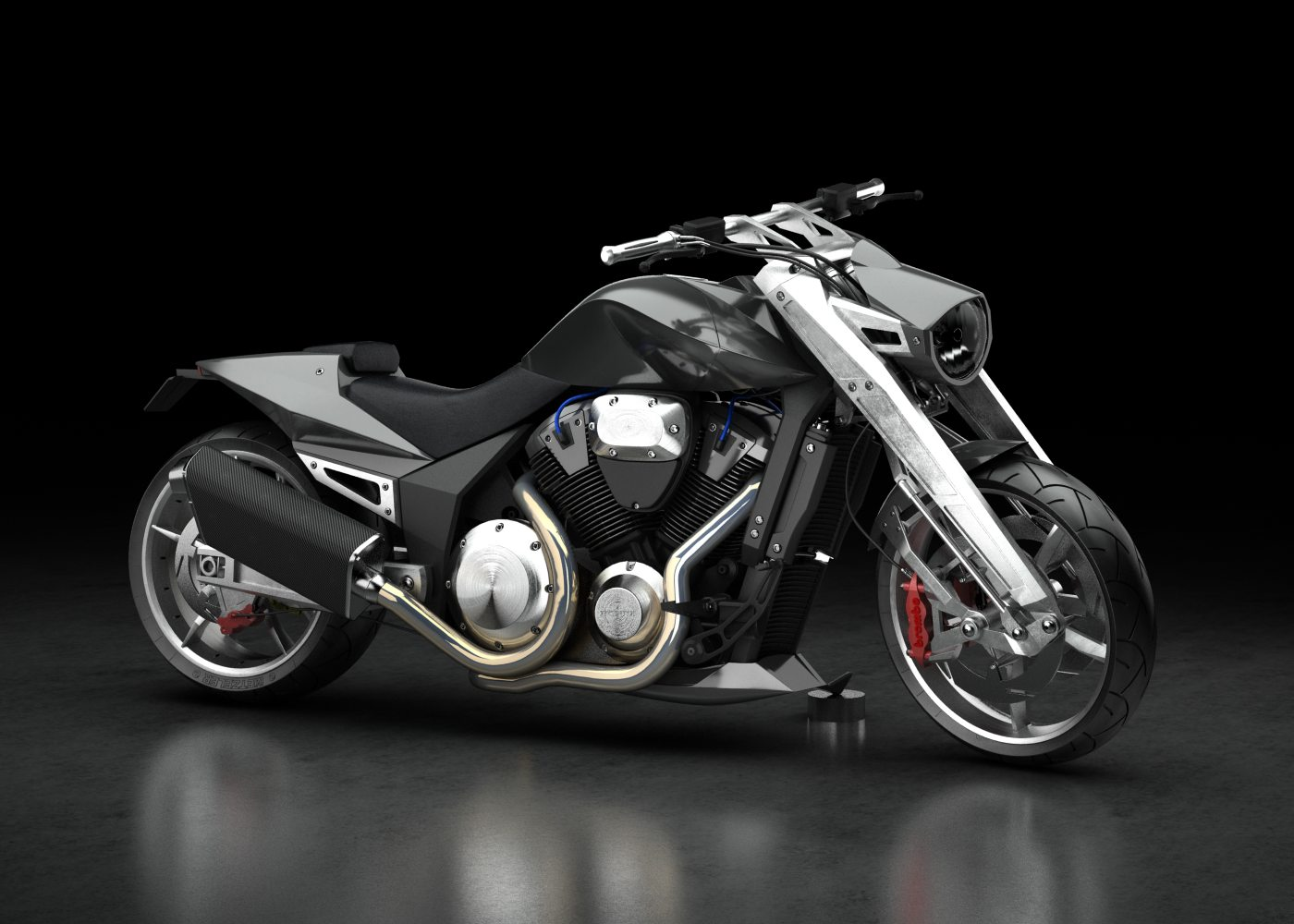 Honda VTX 1800 N 2010 wallpapers #134902