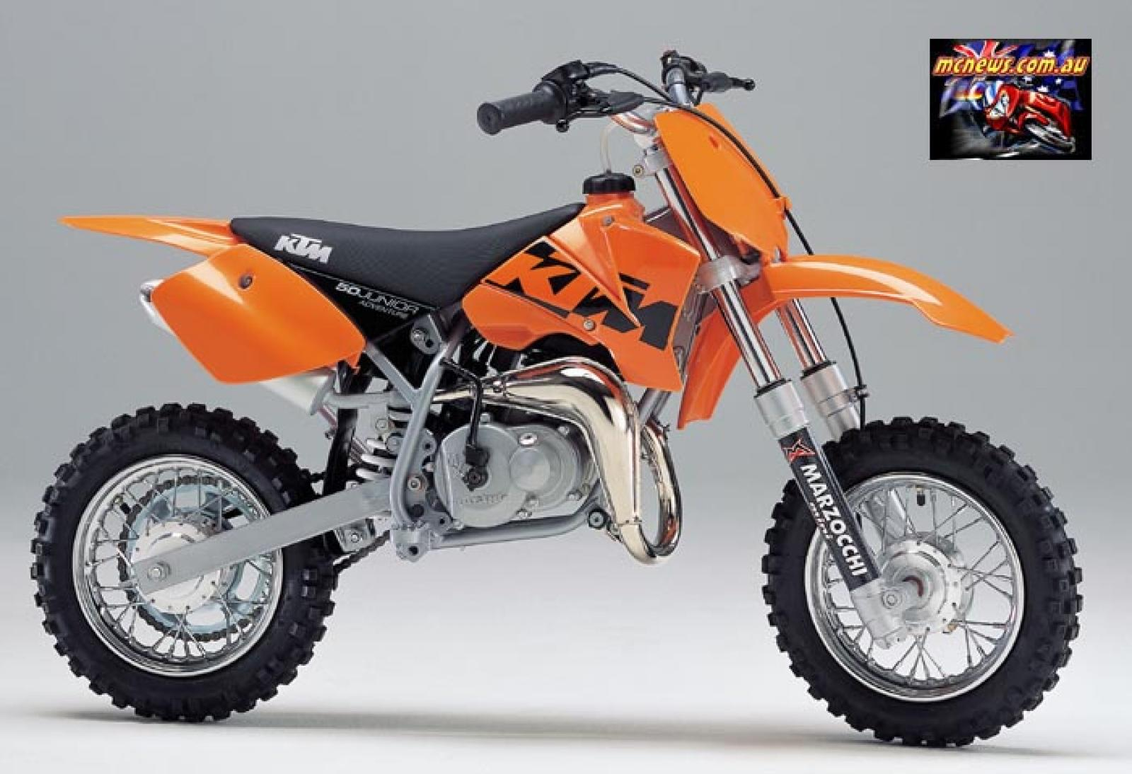 KTM 50 Junior Adventure wallpapers #134803
