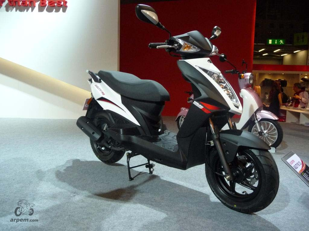 Kymco Agility 125 Sport 2010 wallpapers #138870