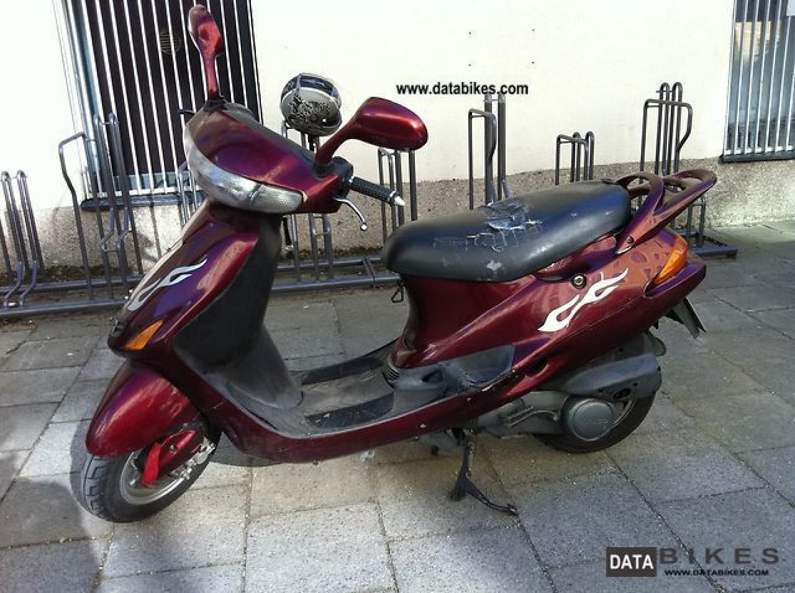 Kymco Heroism 150 1997 images #173088