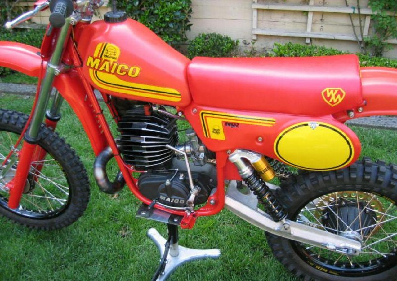 Maico MD 250/6 1977 images #102913