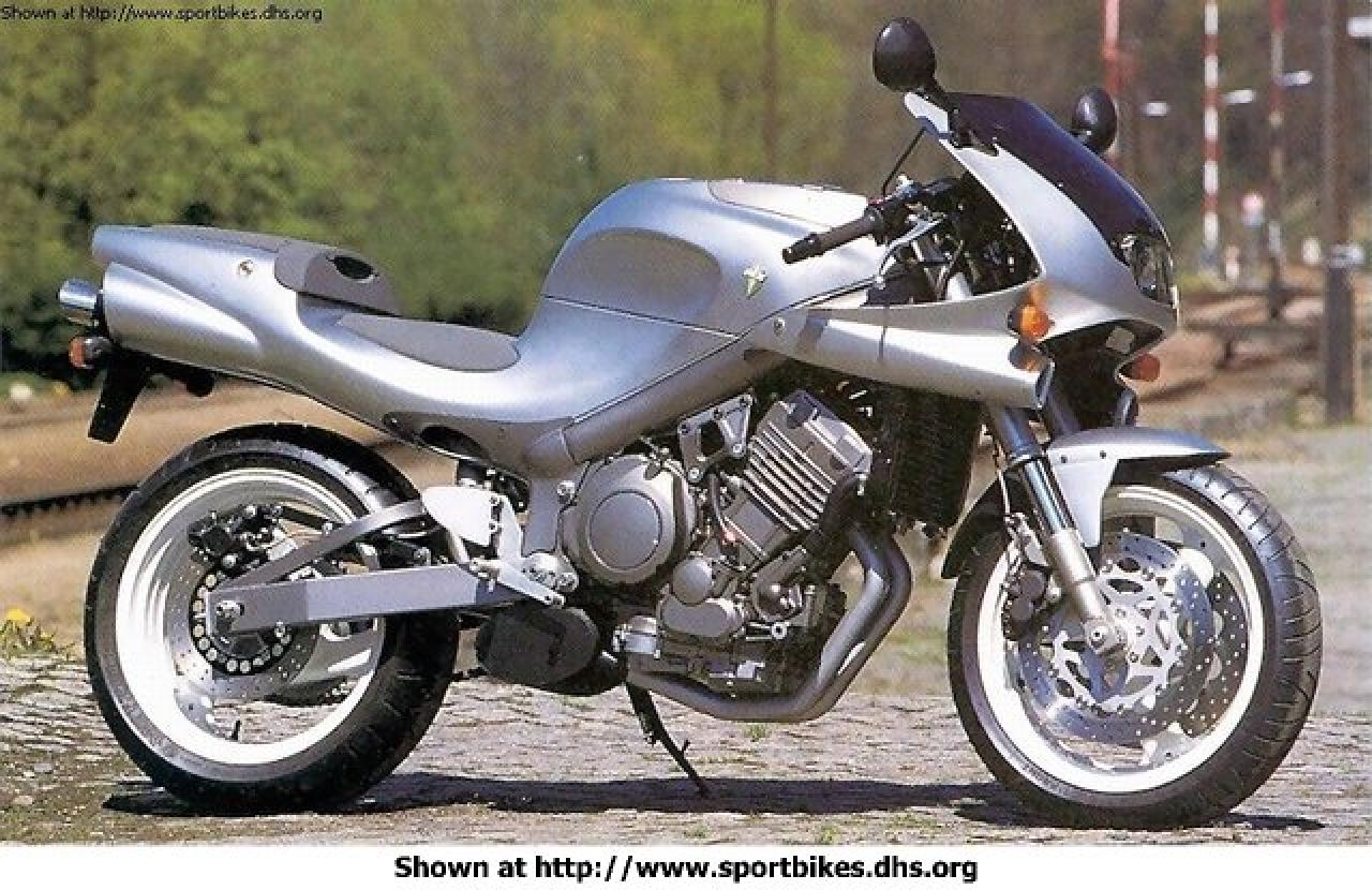 MZ Skorpion 660 Sport 1996 wallpapers #140361