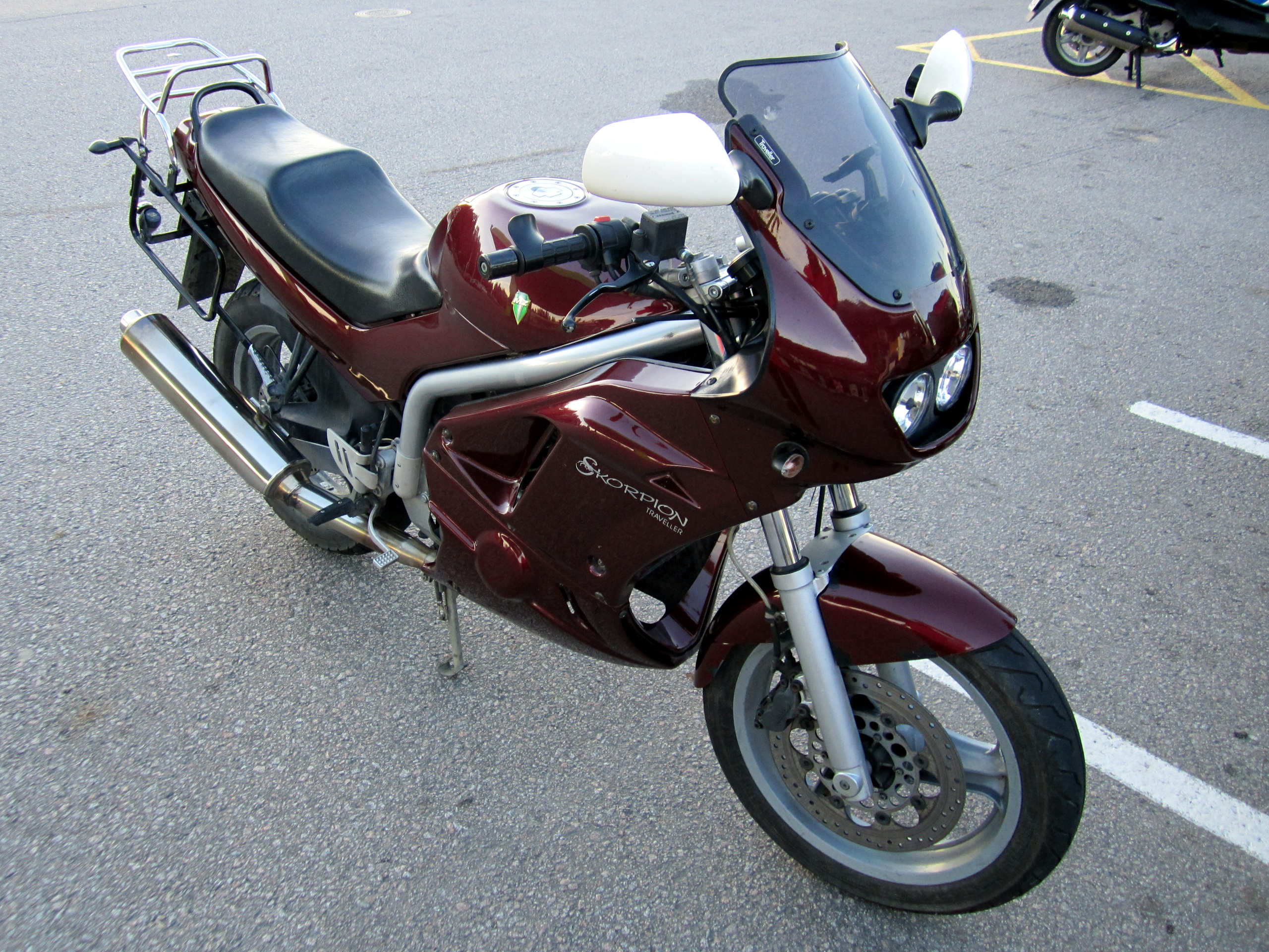 MZ Skorpion 660 Sport 2003 images #116736