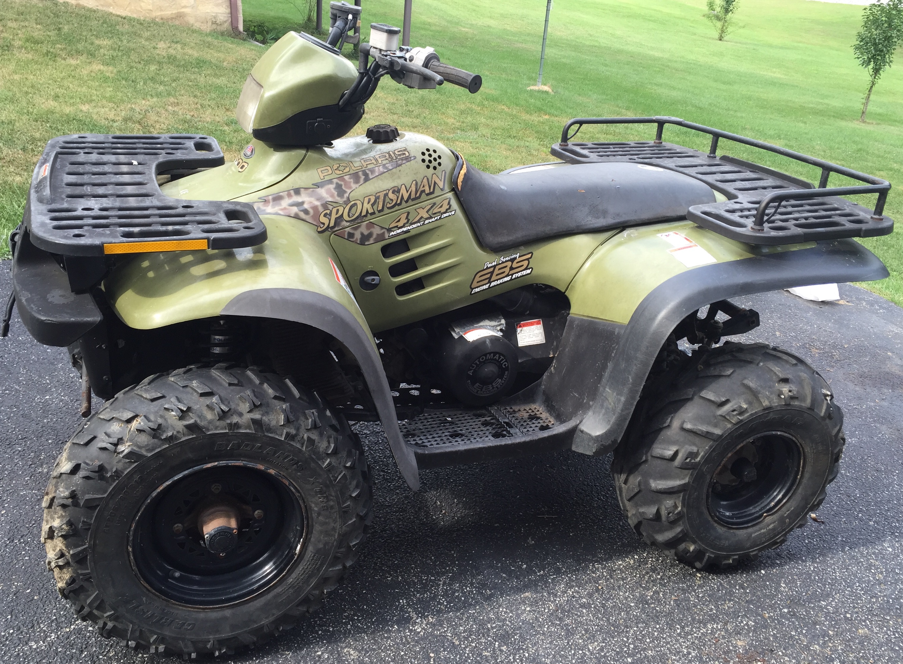 1996 Polaris Sportsman 500 H O Pics Specs And