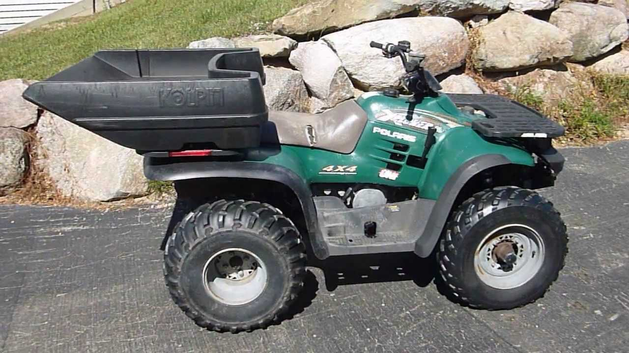 Polaris Xplorer 400 2000 images #120862