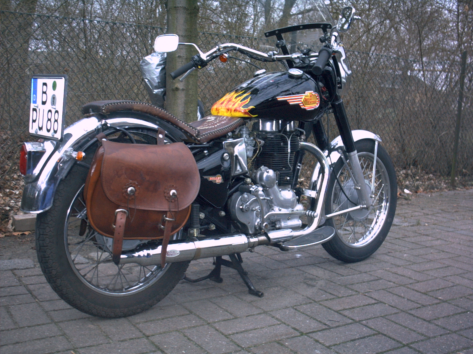 Royal Enfield Diesel 1999 images #123131