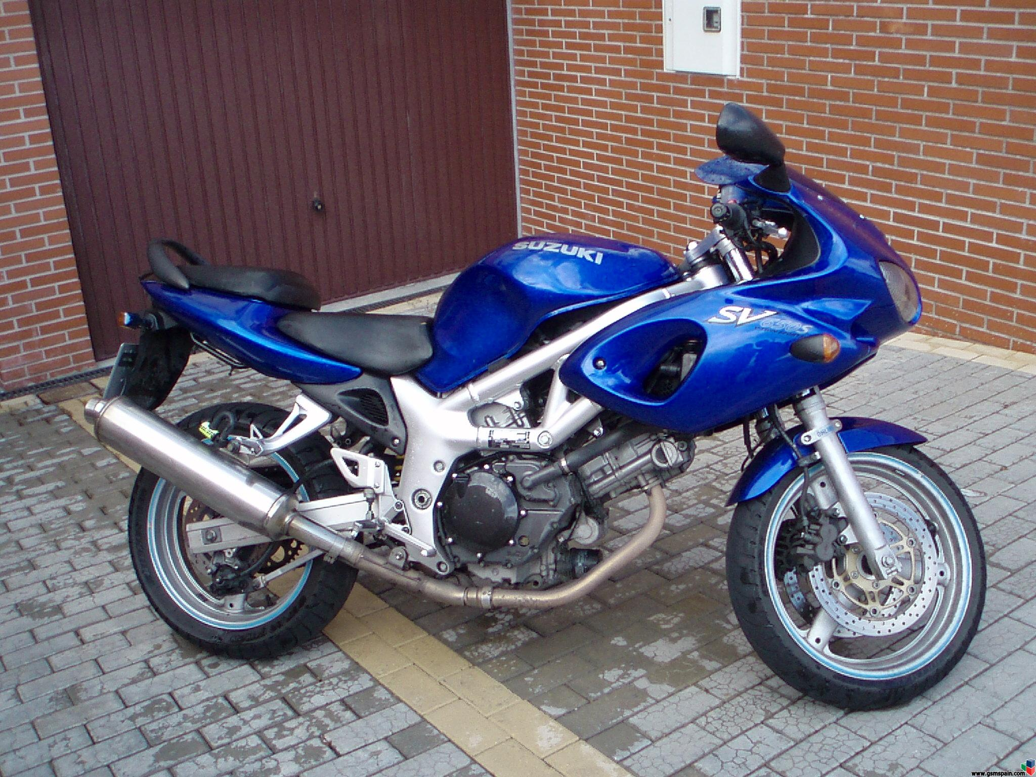 2007 suzuki sv 650 s pics specs and information. Black Bedroom Furniture Sets. Home Design Ideas