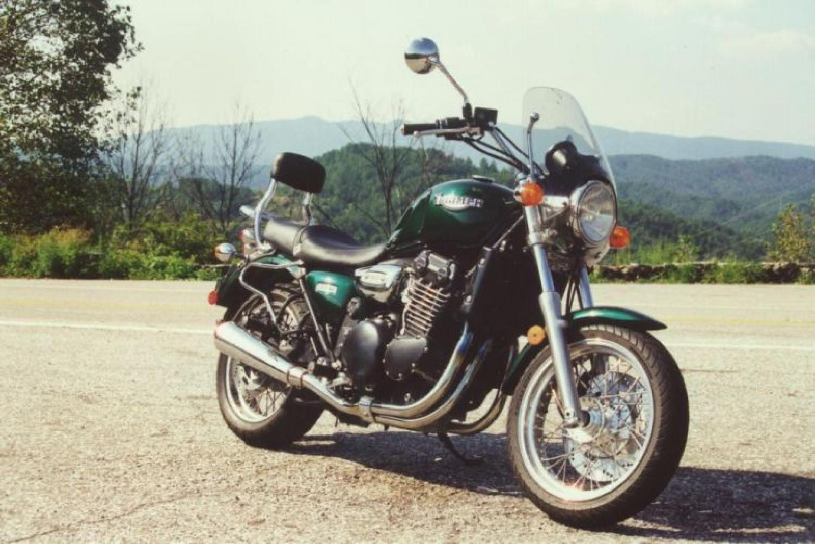 Triumph Legend TT 1999 images #159301