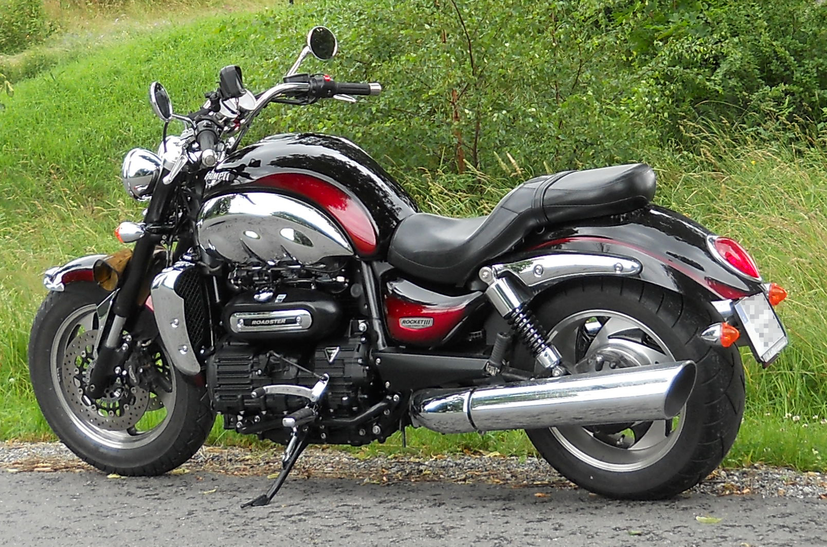 2006 triumph rocket iii pics specs and information. Black Bedroom Furniture Sets. Home Design Ideas