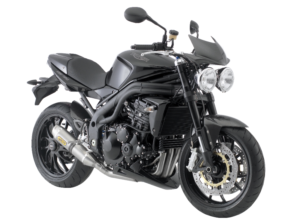 Triumph Speed Triple 1050 2008 wallpapers #130739