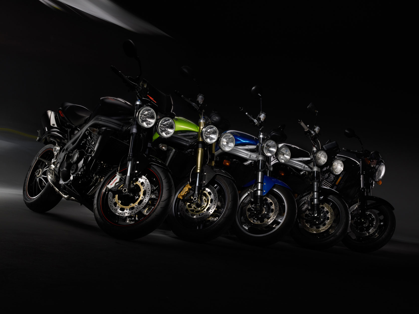 Triumph Speed Triple Special Edition wallpapers #161184
