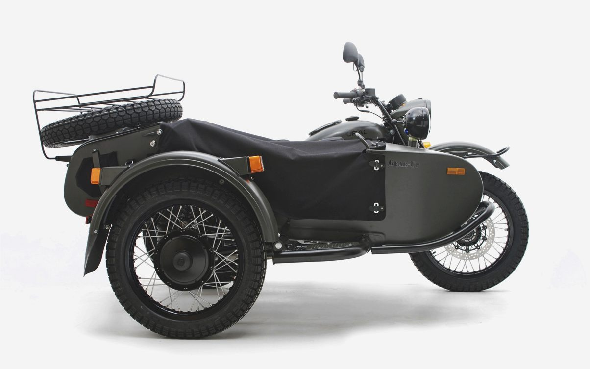 Ural Gear Up Outfit images #127663