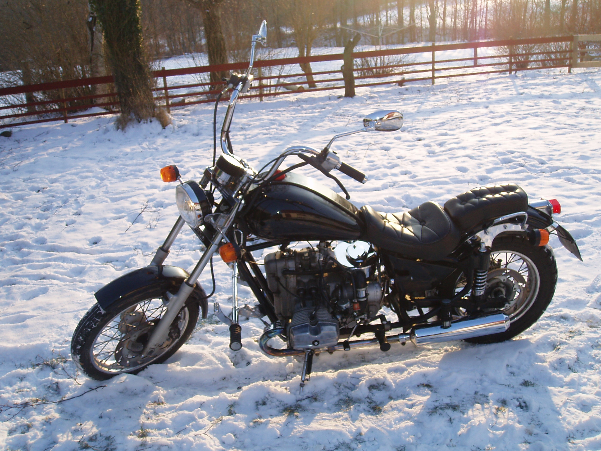 Ural Wolf 2008 images #128550