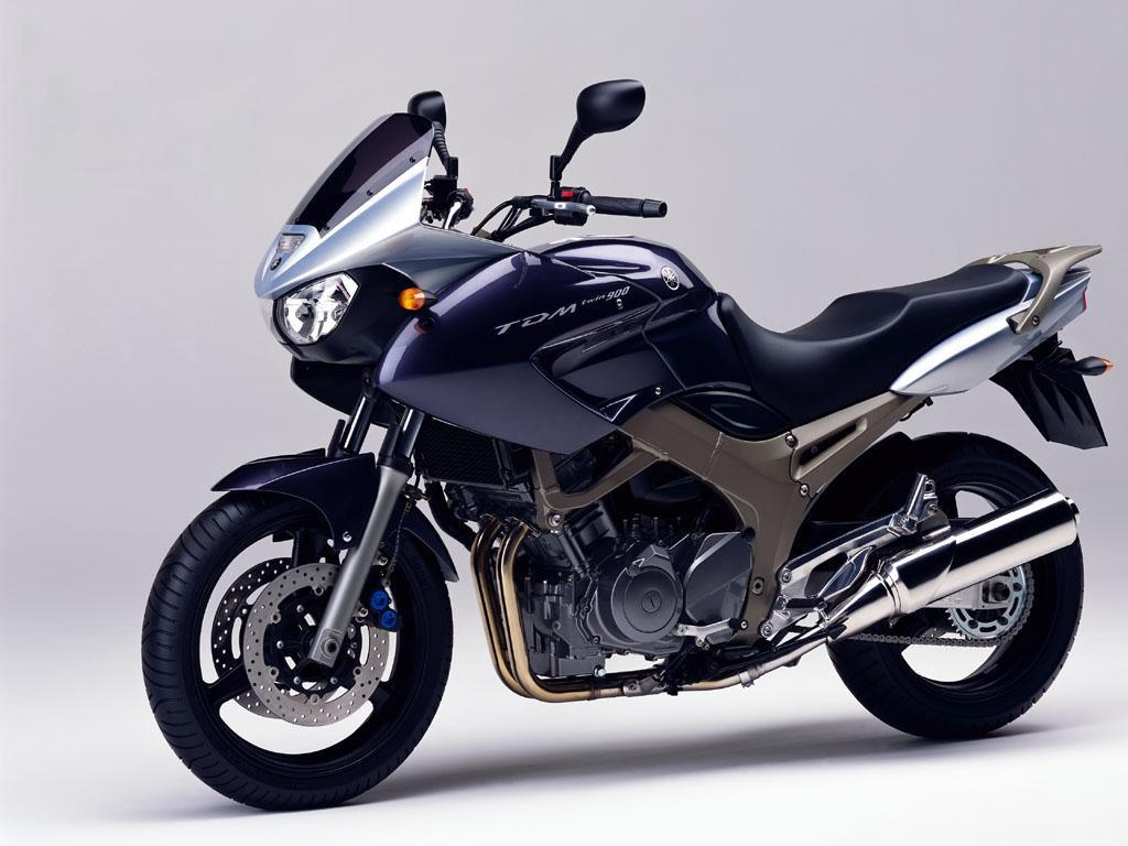 Yamaha TDM 900 (P) 2008 wallpapers #136582