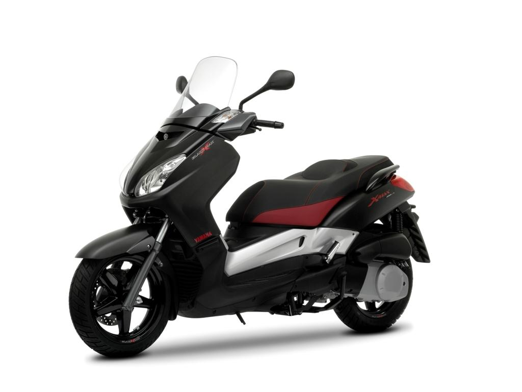Yamaha X-City 250 2009 images #155925