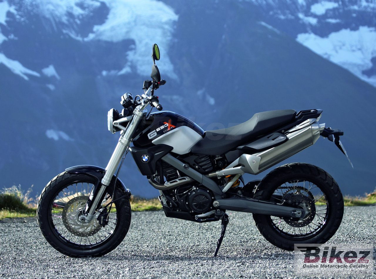 2008 Bmw G650 Xcountry Pics Specs And Information Onlymotorbikes Com