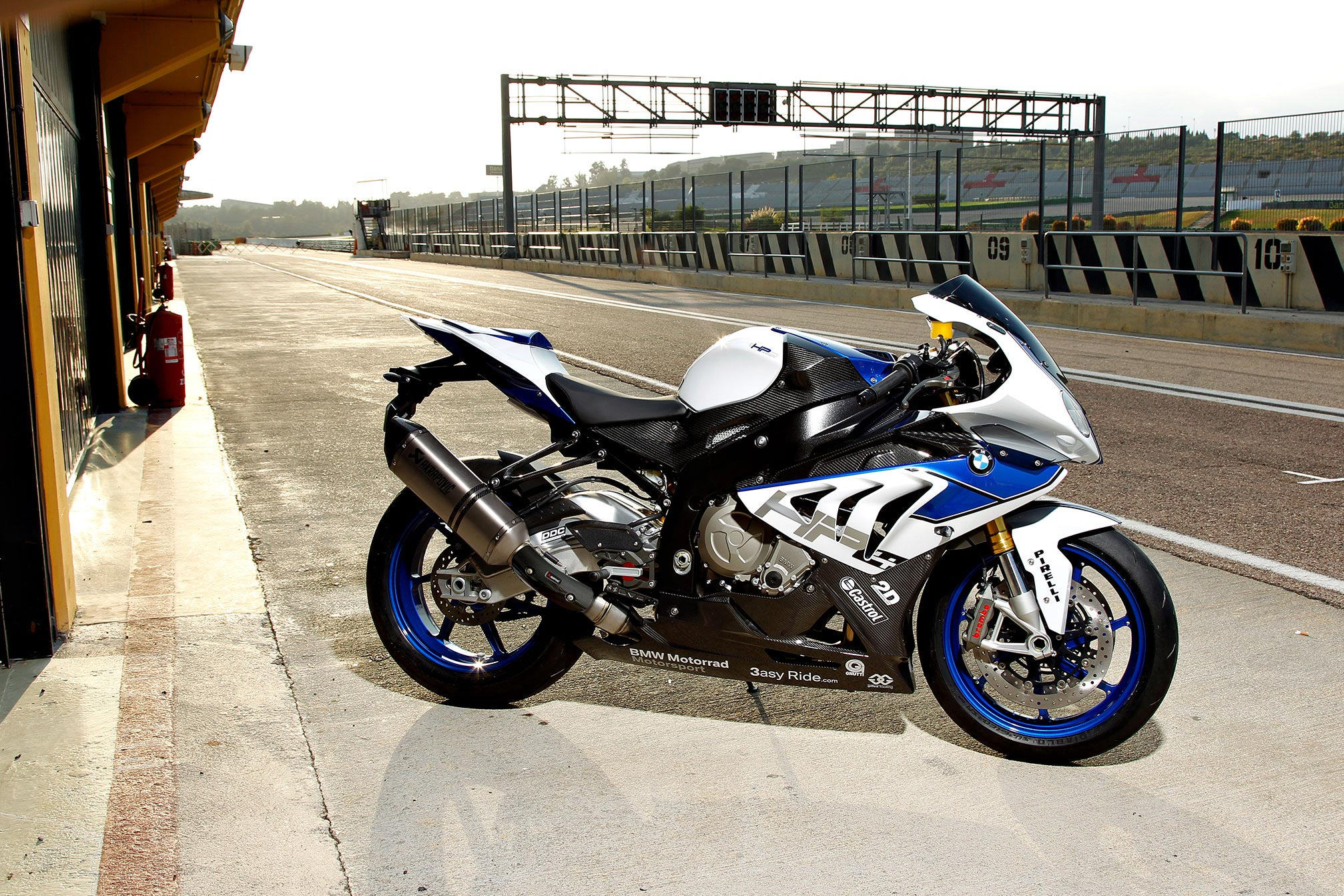 BMW HP4 images #9117