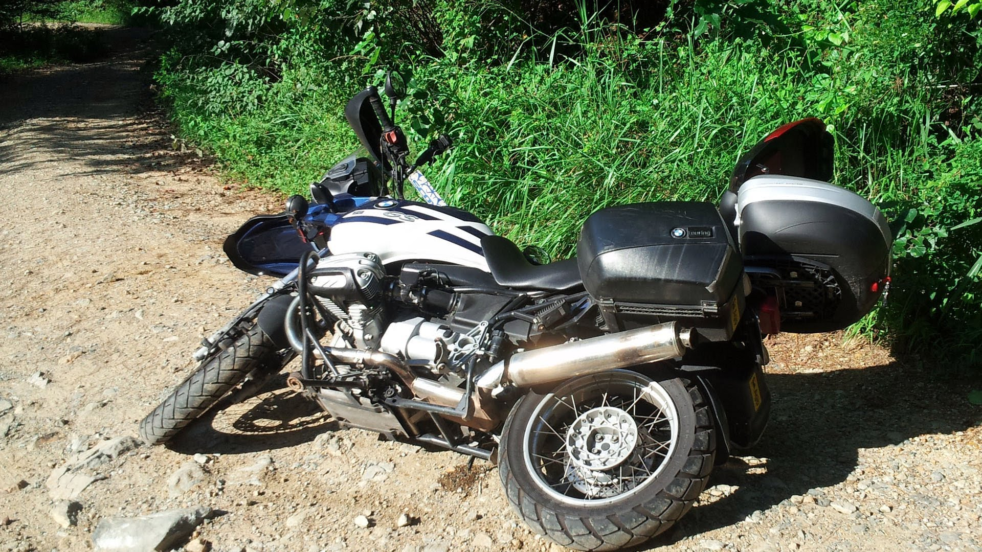 BMW R1150GS Adventure 2001 images #6947