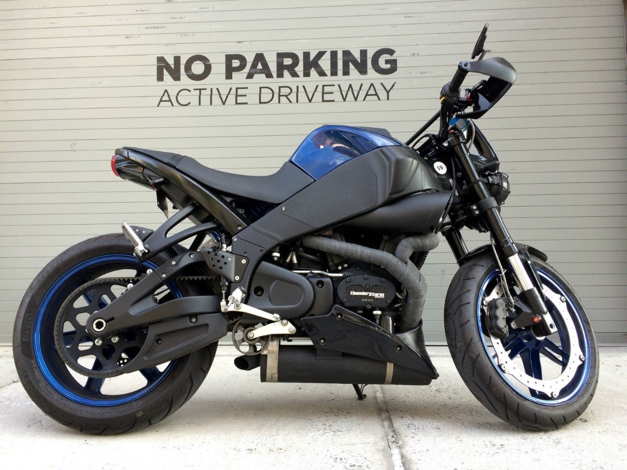 Buell Lightning XB9SX 2009 images #145320